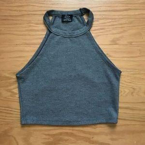 NWOT Zara Crop Top